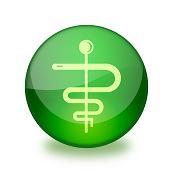 Button Gesundheit #2