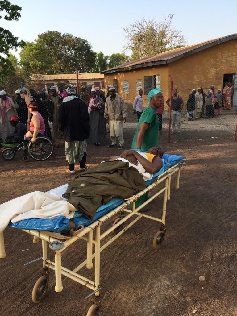 Koolo Mango Patiententransport